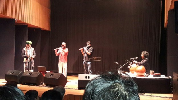 Concert Delhi