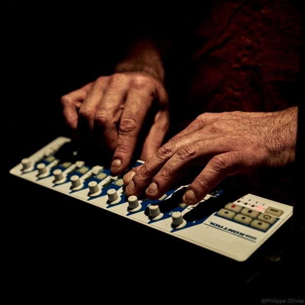 Logelloop's controller - Oficina Digital©Philippe Ollivier