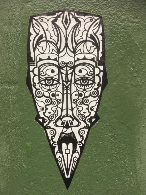 Masque Floflo