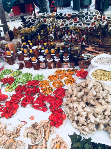 Piments Laranjeiras
