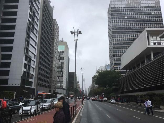 Sao Paulo Ville
